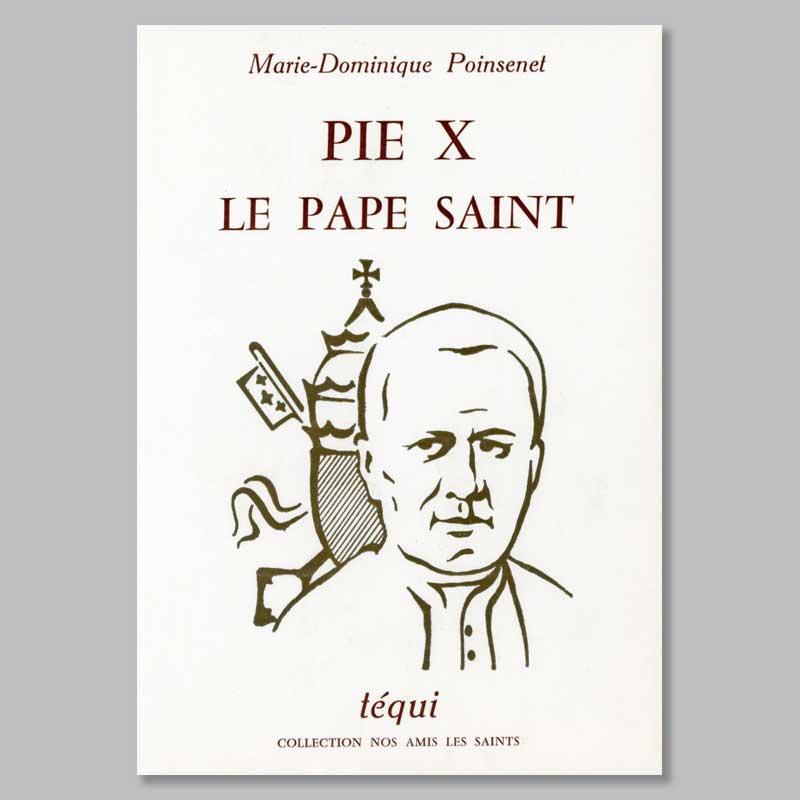 pie dix le pape saint