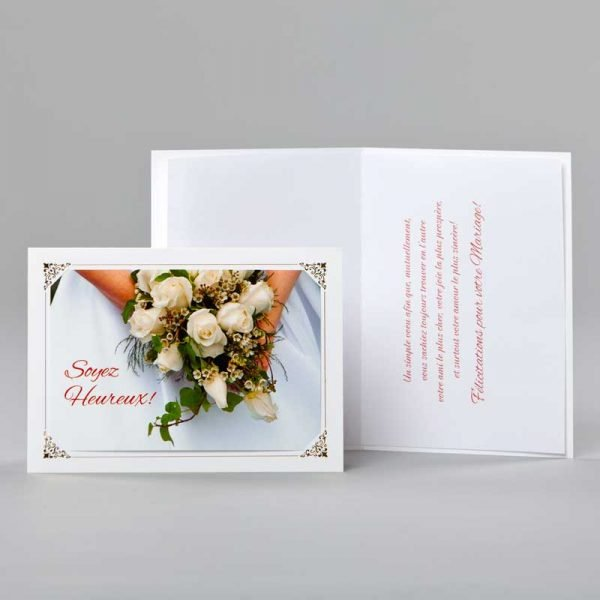 carte mariage-soyez heureux
