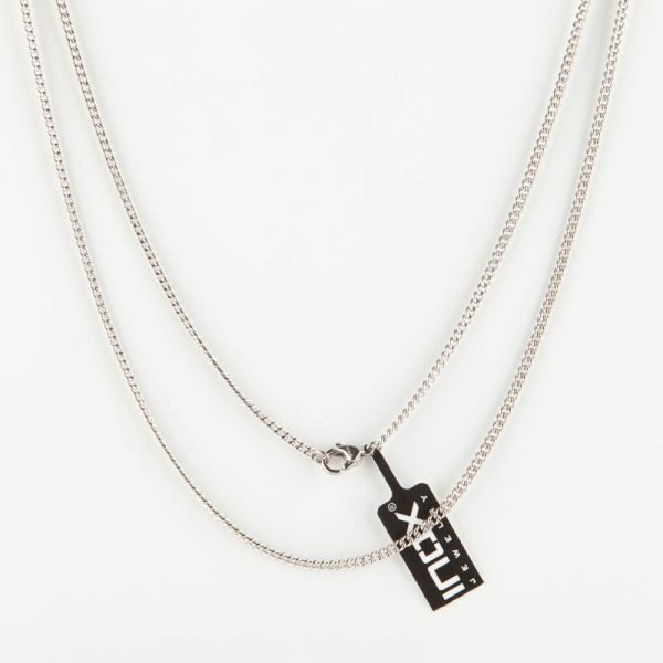 20-inch stainless steel chain
