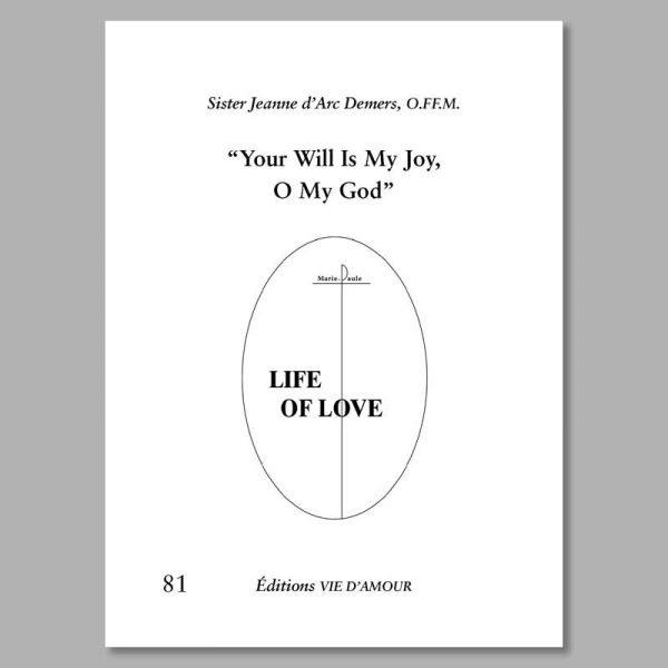 your will is my joy o my god - 81