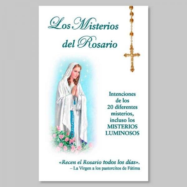 misterios del rosario