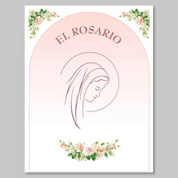 el rosario meditado-libro de oración