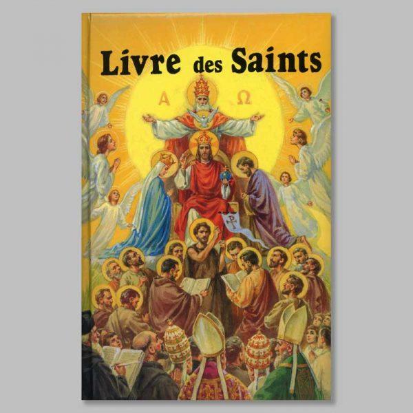 livre des saints
