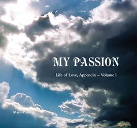 life of love appendix 1 - my passion - cover
