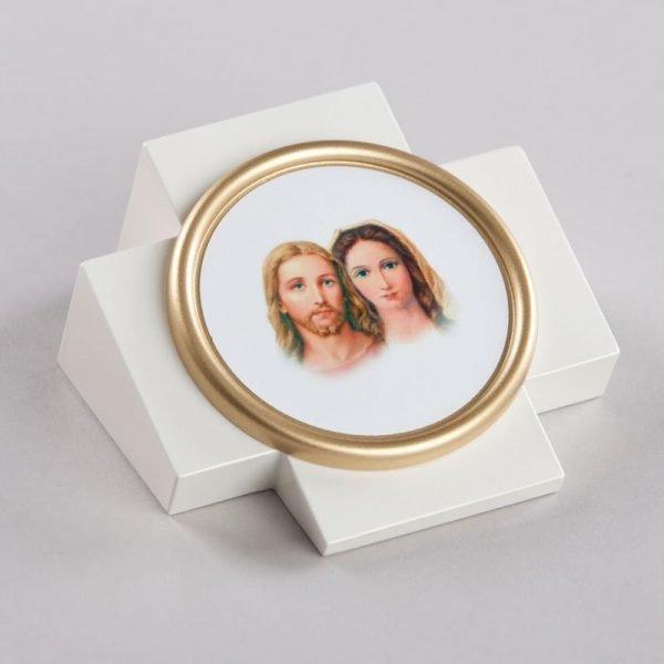 symbole eucharistique du royaume - vue de côté